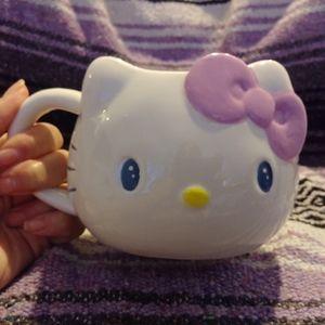 Sanrio Hello Kitty collectable mug